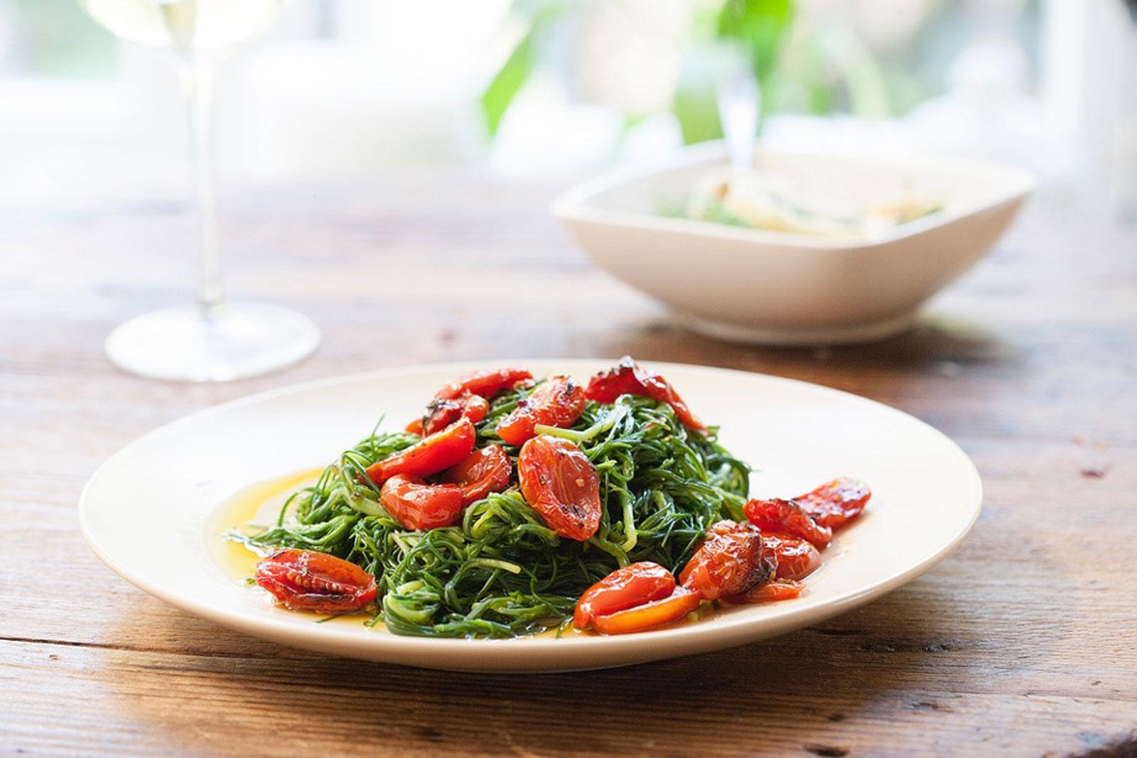 almyra tomato salad
